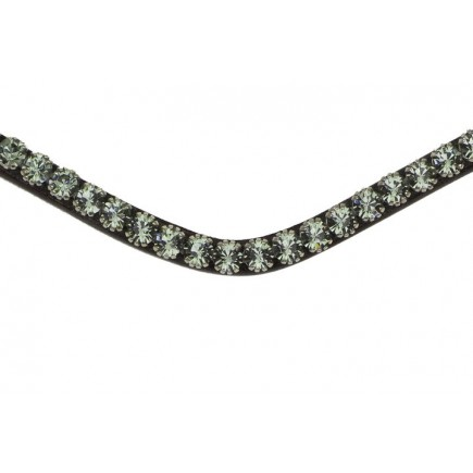 PS of Sweden Browband Sleek Onyx