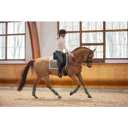 PS of Sweden Double Bridle, Boss lacquered
