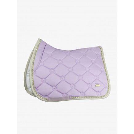 PS of Sweden Jump Saddle Pad, Soft Lilac, FULL