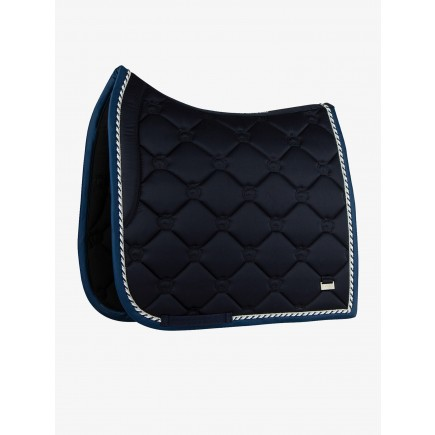 PS of Sweden Dressage Saddle Pad, Marine, FULL