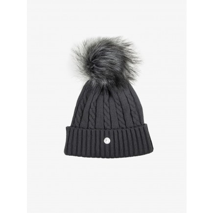 PS of Sweden Samantha, Knitted Hat, Anthracite