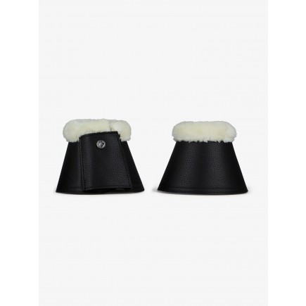 PS of Sweden Bell Boots, Black