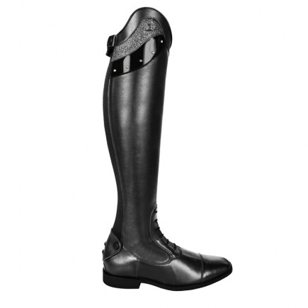 Cavallo Riding Boots Linus Slim Edition Patent Rhinestone Bling