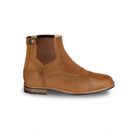 Cavallo Brogue Pro Nubuck Ankle Boots