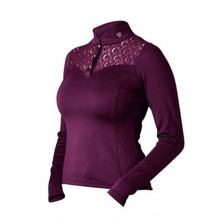 EQUESTRIAN STOCKHOLM CHAMPION TOP PURPLE