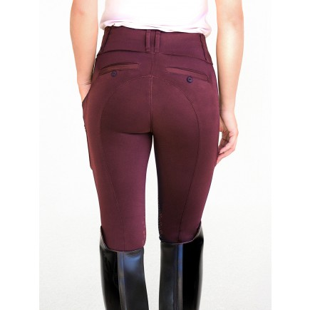 PS of Sweden  Riding Tights Alicia Wine