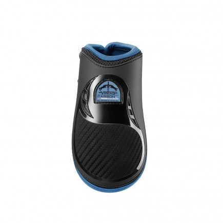 Carbon Gel Vento Fetlock Boots - Black/Blue