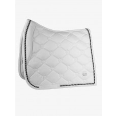 PS Of Sweden DRESSAGE SADDLE PAD, WHITE, FULL