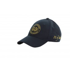 PS of Sweden Cap, Deborah, Deep Sapphire/Gold