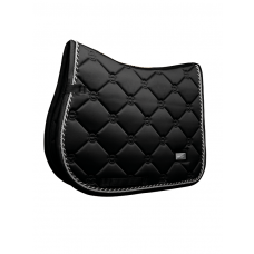 Equestrian Stockholm Jump Saddle Pad Black Edition
