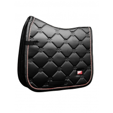 Equestrian Stockholm Dressage Saddle Pad Dark Sky COB