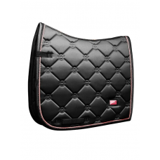 Equestrian Stockholm Dressage Saddle Pad Dark Sky