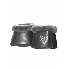 Equestrian Stockholm Bell Boots Silver Cloud