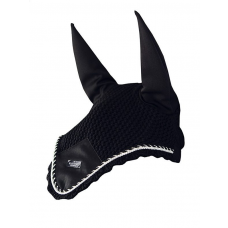 Equestrian Stockholm Ear Net Black Edition