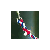 Horseware® Leadrope-Navy/White/Red-One Size